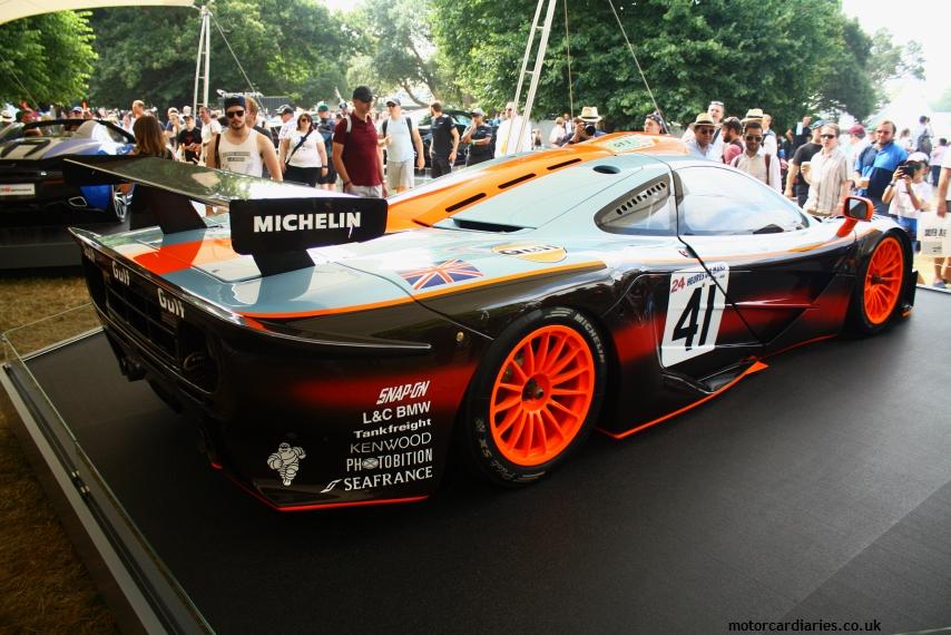 McLaren F1.196