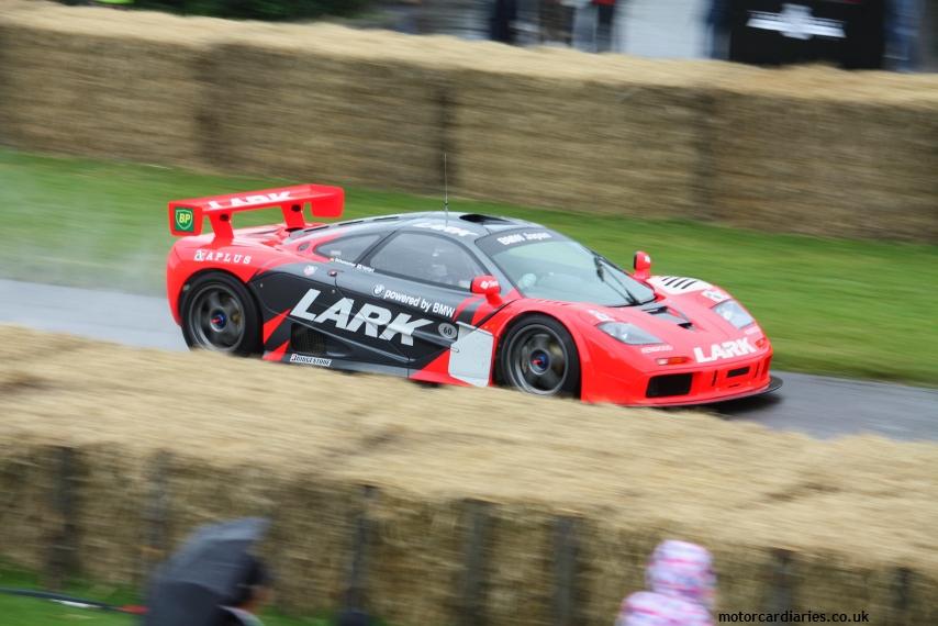 McLaren F1.197